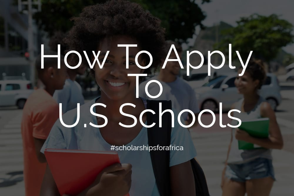 How To Apply for Admission to a U.S. School