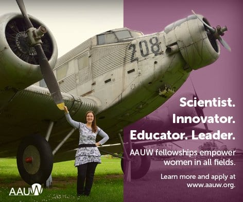 AAUW International Fellowship 2018 Scholarship (for Masters, Doctoral & Post-Doctoral Studies, USA)