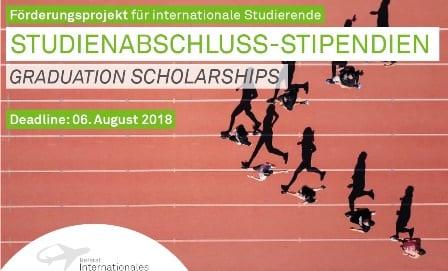 TU Dortmund University DAAD STIBET Graduation Scholarships 2019 for Doctoral & International students.