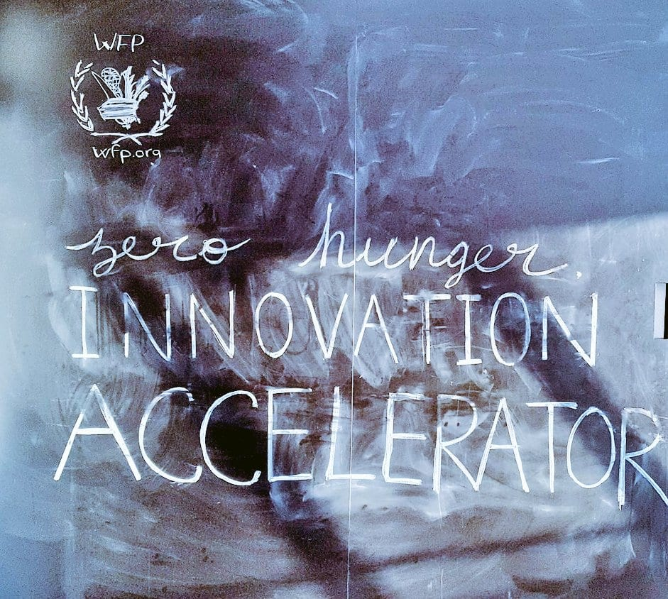 United Nations World Food Programme (WFP) Innovation Accelerator 2018 Cohort III (USD 100,000 in funding)