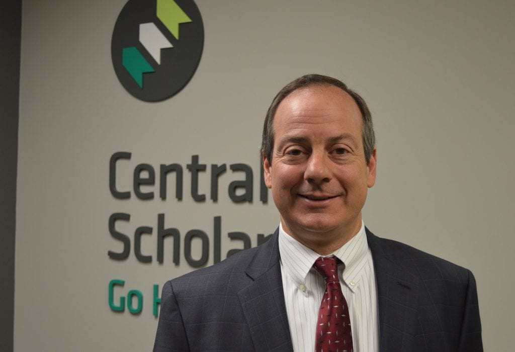 Central Scholarship Elects New Board Chair