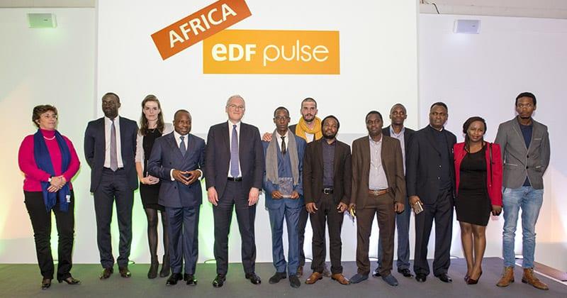 2018 EDF Pulse Africa Awards for African start-ups (40,000 euros prize)