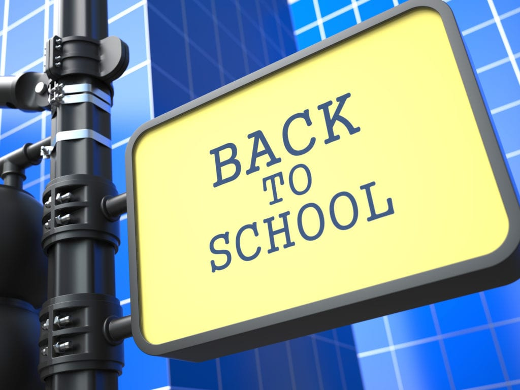 Back to School – Back to Scholarships for College