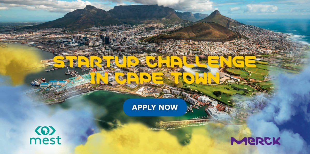 Merck Accelerator Cape Town Satellite Program 2018 for Start-ups in Southern Africa ($3,000 prize)