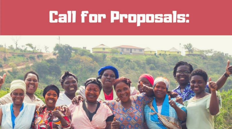AWDF Call for Proposals: World AIDS Day Grants 2018