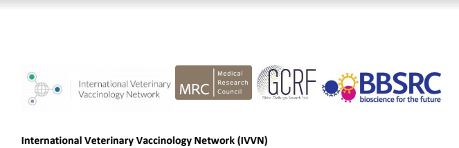 International Veterinary Vaccinology Network (IVVN) Fellowship Awards 2018 for students from Lower & Middle Income Countries (£100,000 funding)