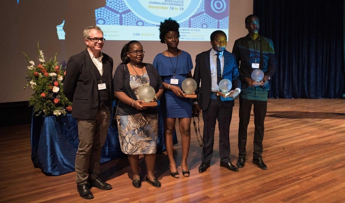 African Fact-checking Awards 2018 for Journalists