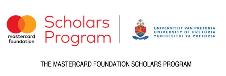 University of Pretoria MasterCard Foundation Undergraduate & Postgraduate Scholars Program (MCFSP) 2019 for study in South Africa (Fully Funded)