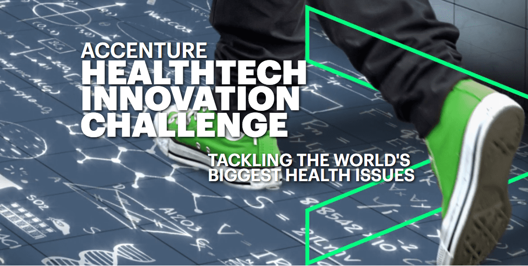 Accenture HealthTech Innovation Challenge 2018 for early stage Health Startups.