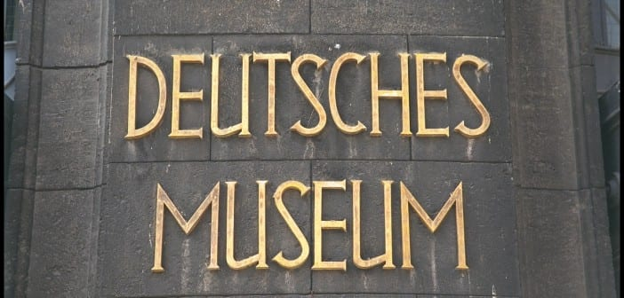 Deutsches Museum Scholar-in-Residence Program 2018 in Munich Germany (Funded)