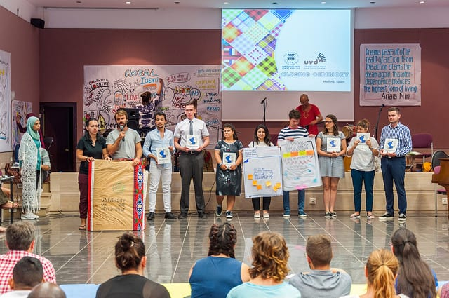 NSC Council of Europe 9th Global Education and Youth Training Course 2018 for Youth Multipliers – Mollina, Spain (Fully Funded)
