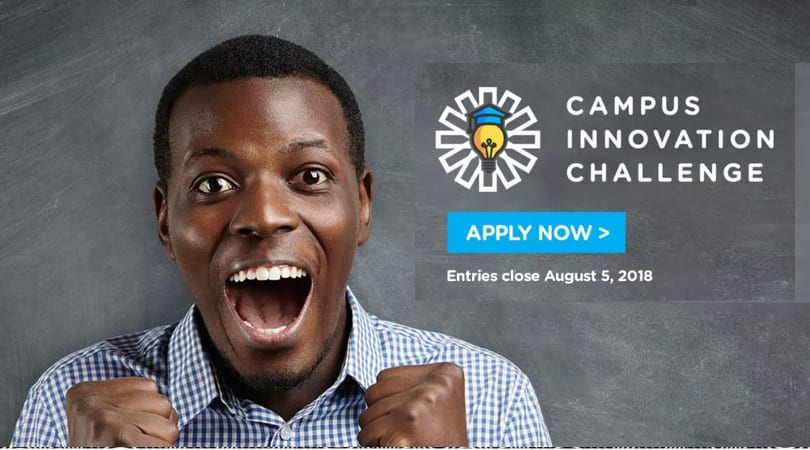 Union Bank Campus Innovation Challenge 2018 for entrepreneurial Nigerian students (cash funding of 1.5 Million Naira)