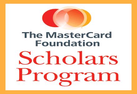 MasterCard Foundation Scholarship Program 2019 at the University of Pretoria