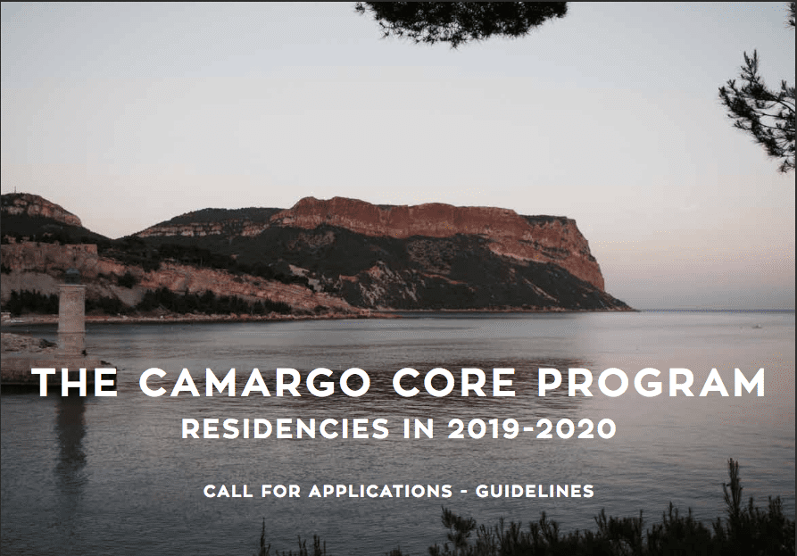 Camargo Foundation Core Fellowship Program 2019/2020 for International Students to Study in France (Funded)