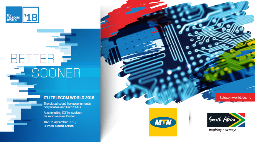 Apply for Industry 4.0 Challenge to showcase at the Annual ITU World Telecom 2018 in Durban, South Africa