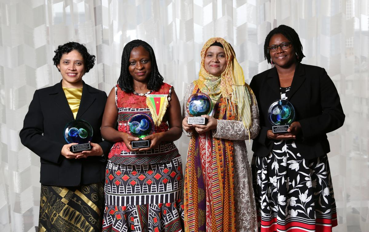 OWSD-Elsevier Foundation Awards for Early-Career Women Scientists 2019 (Win $5,000 and a trip to the United States)