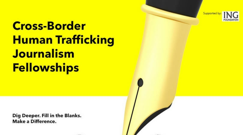 Impulse Model Press Lab Cross-Border Human Trafficking Journalism Fellowship 2018
