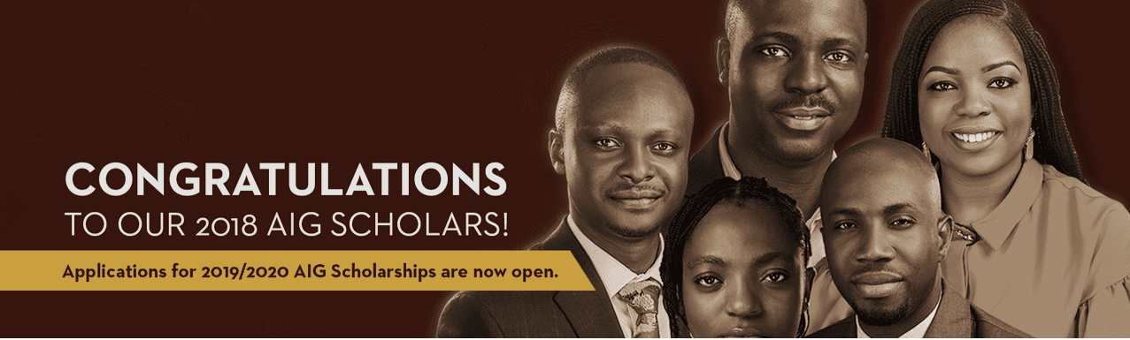 Africa Initiative for Governance (AIG) Scholarships 2019/2020 for Study in the University of Oxford, UK (Fully Funded)