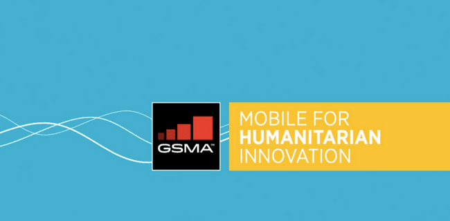 GSMA Mobile for Humanitarian Innovation Fund 2018 (up to £300,000)
