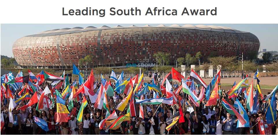 Leading South Africa Award Scholarships to Attend the One Young World Summit 2018 (Fully Funded to The Hague, The Netherlands)