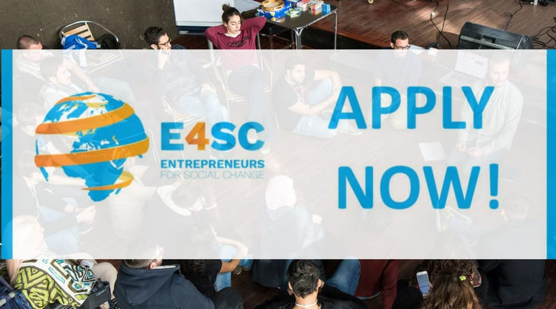 Entrepreneurs For Social Change 2018 for Young People from the Euro-Mediterranean Region (Fully-funded to Italy)
