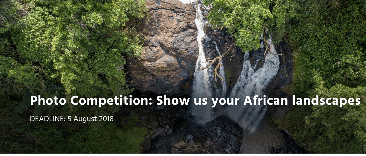Global Landscapes Forum (GLF) Nairobi 2018 Photo Competition for young Africans (USD 500 cash prize)