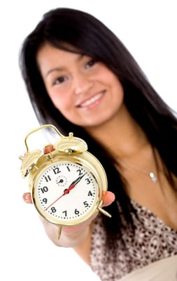 College Scholarship Tip:  Make Minutes Matter