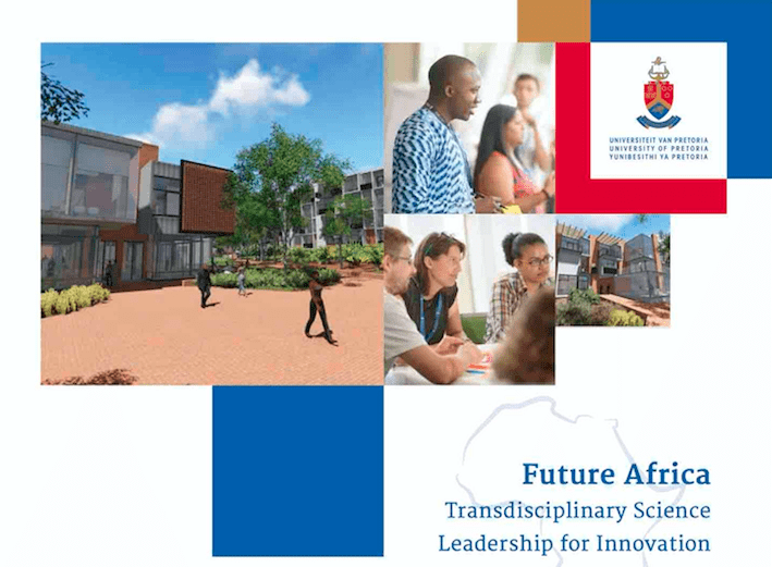 University of Pretoria's Future Africa Institute 2018 Early Career Research Fellowship (ECRLF)- Funded.