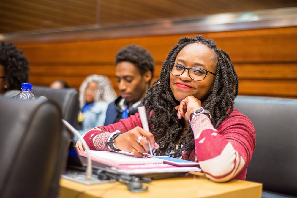 Apply: Young African Think'rs Convention 2018 at African Union HQ in Addis Ababa, Ethiopia (Scholarships Available)