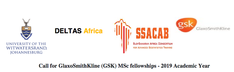 GlaxoSmithKline (GSK)/DELTAS Africa SSACAB scholarships 2019 for young Africans (Fully Funded)