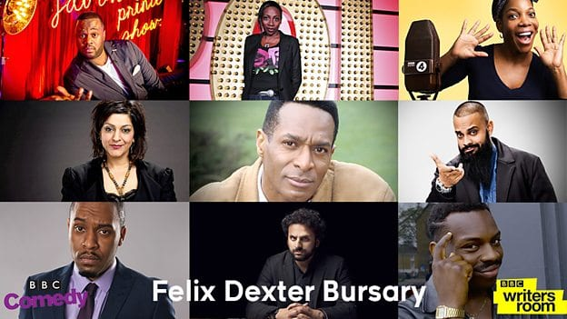 BBC Felix Dexter Bursary Program 2018 for Comedy Writers