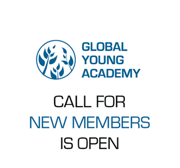 2018 call for new members for the 2019 Global Young Academy -Halle, Germany.