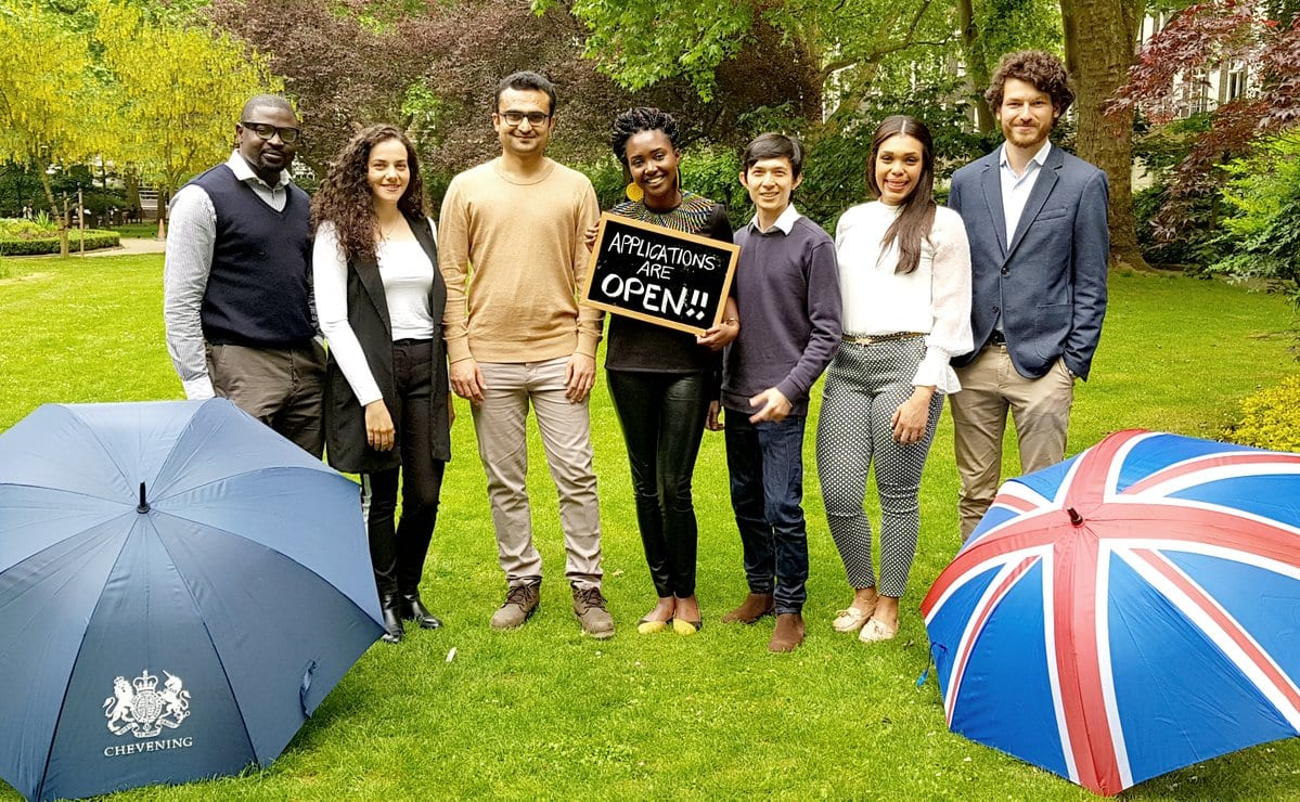 Chevening UK Government Scholarships Programme 2019/2020 for Study in the United Kingdom (Fully Funded)