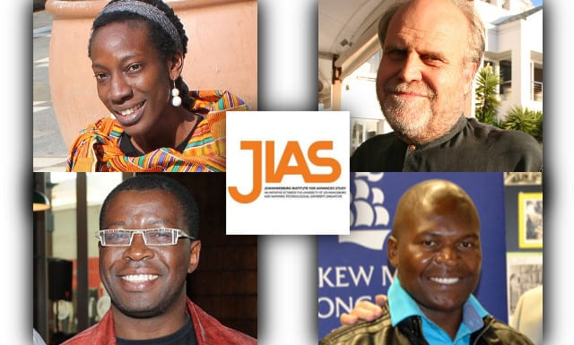 Johannesburg Institute for Advanced Study (JIAS) Writing Fellowship 2019 (Funded)