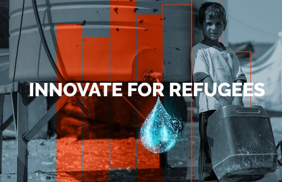 MIT Enterprise Forum (MITEF) Innovate for Refugees Competition 2018