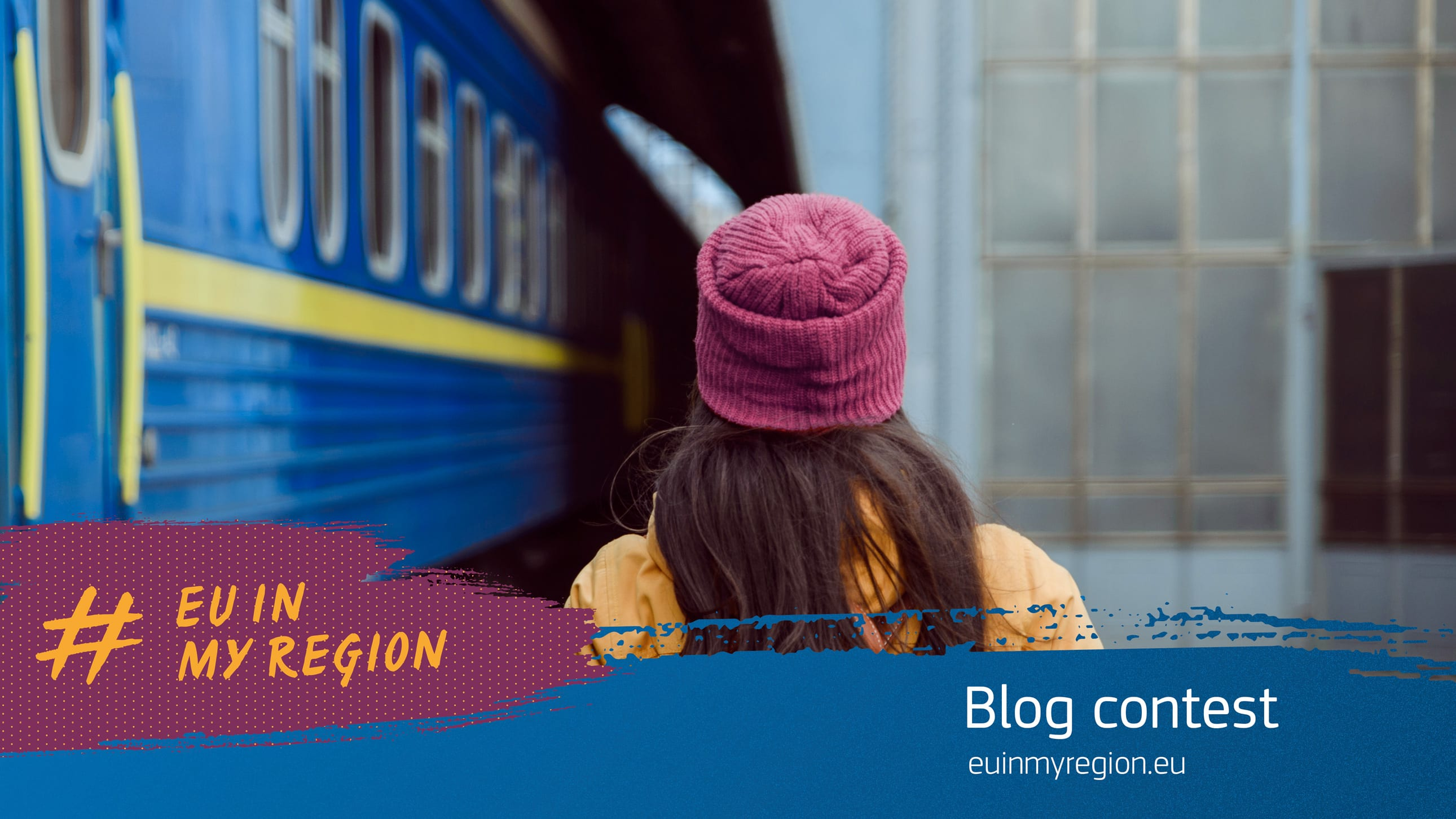 European Commission #EU in my Region Blog Contest 2018 (Win a funded trip to Brussels)