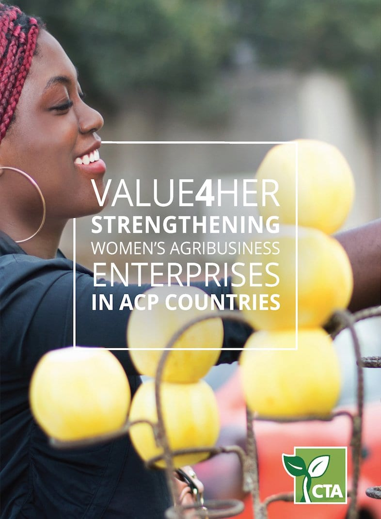 CTA VALUE4HER call for digital registration of women-owned agribusinesses in Eastern and Southern Africa.