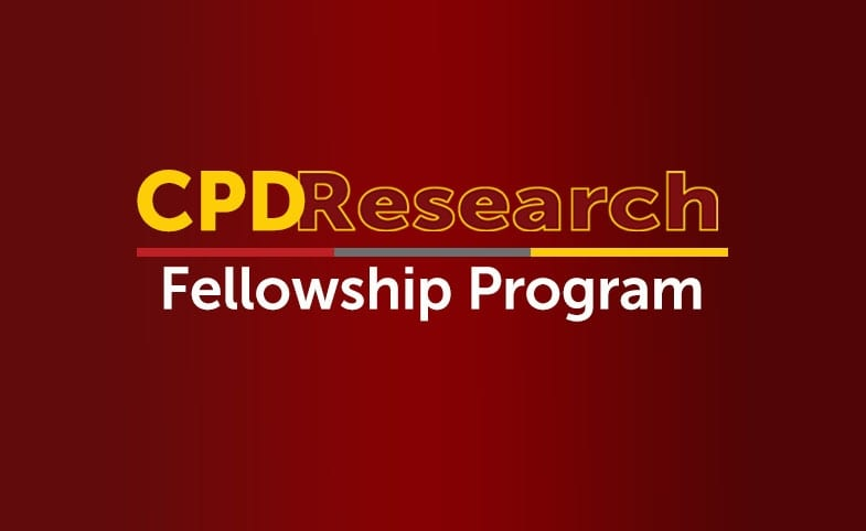 USC Center on Public Diplomacy (CPD) Research Fellowship Program 2018/2020 ($2,000 stipend)