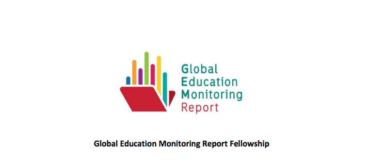 UNESCO Global Education Monitoring (GEM) Report Fellowship programme 2018 (US$25,000 stipend and Funded to Paris, France)