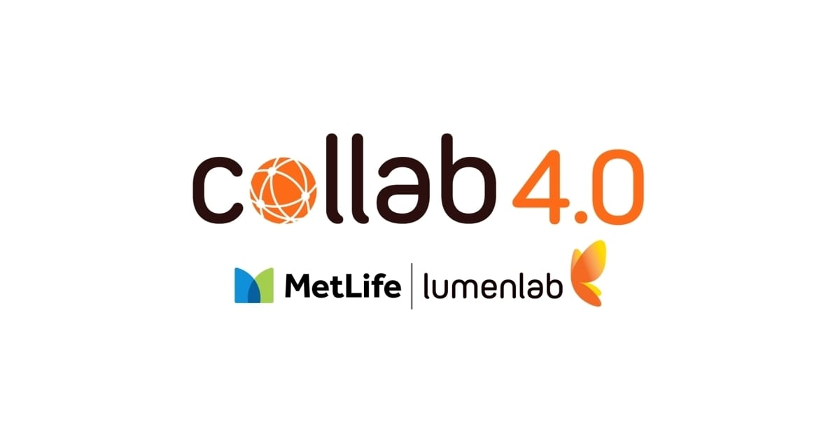 MetLife collab 4.0 open innovation programme 2018 for insurtech startups from around the world (JPY 10,000,000 in funding)