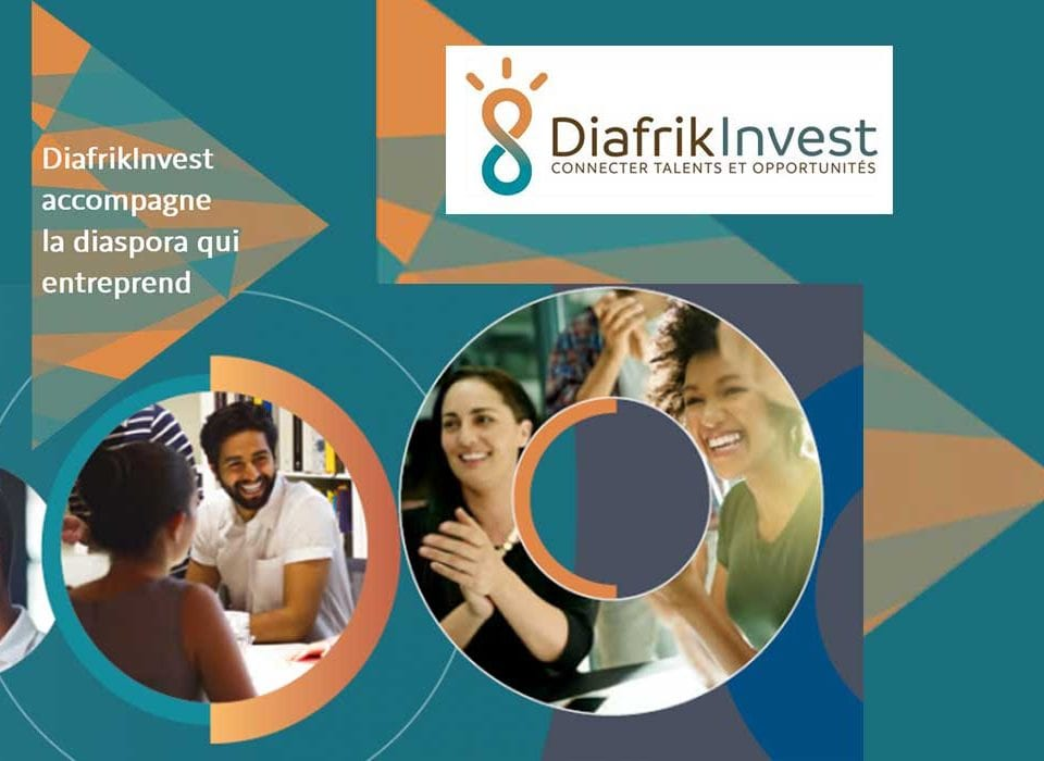 Diafrikinvest Diaspora Program 2018 for young African Entrepreneurs in the Diaspora.