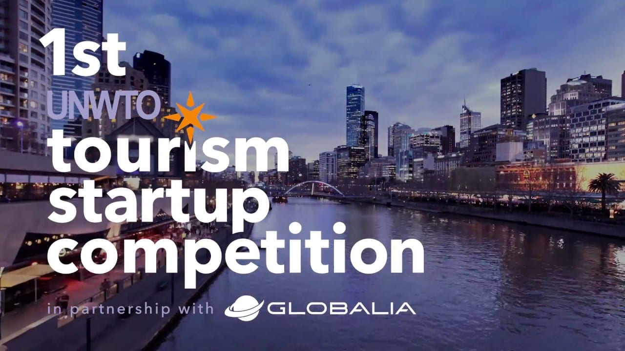 1st UNWTO Tourism Startup Competition 2018  (Fully Funded to Hungary & Spain)