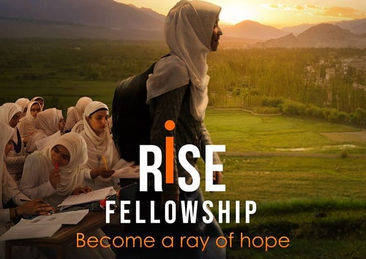 RiSE Institute Fellowship Program 2018 for Changemakers (Funded)