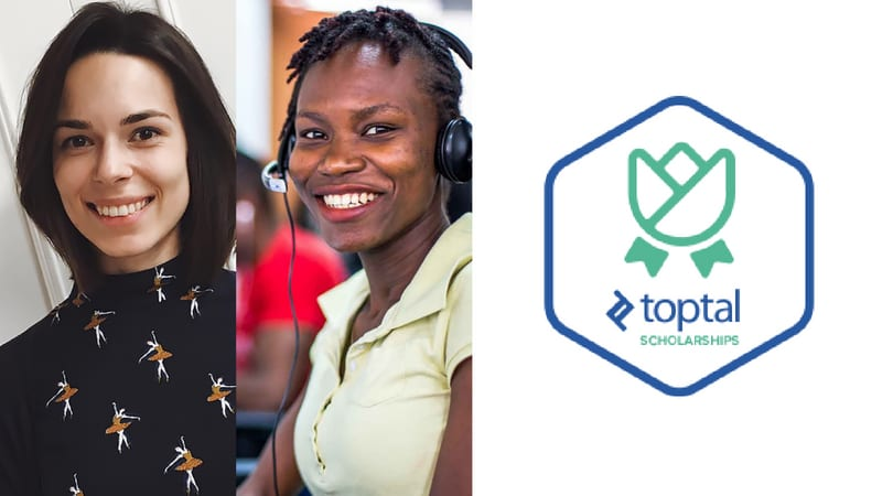 Toptal Scholarships for Women 2018/19 ($10,000 and a year of Mentorship for Future Female Leaders)