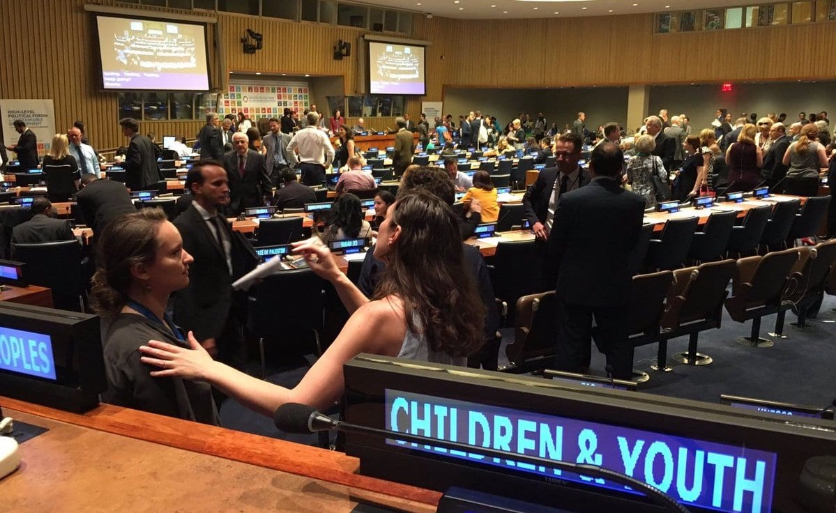 Call for Youth Speaker at the launch of the UN Youth Strategy – UN GA (Fully-funded)
