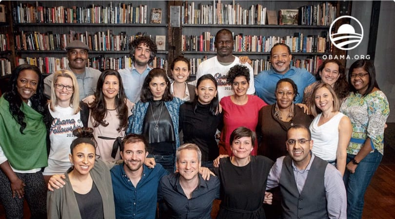 Obama Foundation Fellowship 2019 for Civic Innovators Worldwide (Fully-funded)