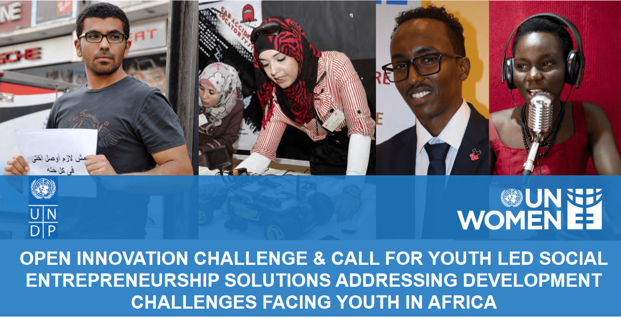 UN SDG Africa Youth Conference 2018 Call for Youth Led Social Entrepreneurship Innovative Solutions (15,000 USD grant & Fully Funded to Nairobi Kenya)