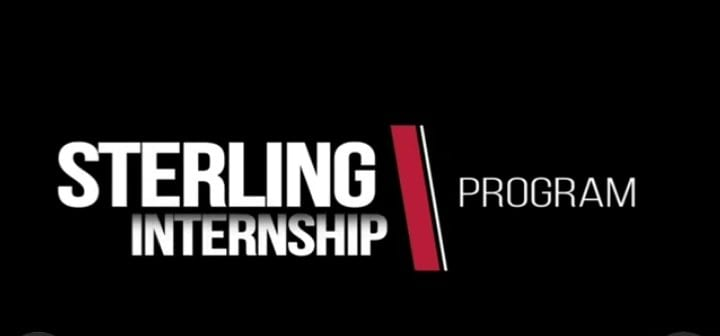 Sterling Bank Internship Programme 2018 for young Nigerian Undergraduate/Graduate students