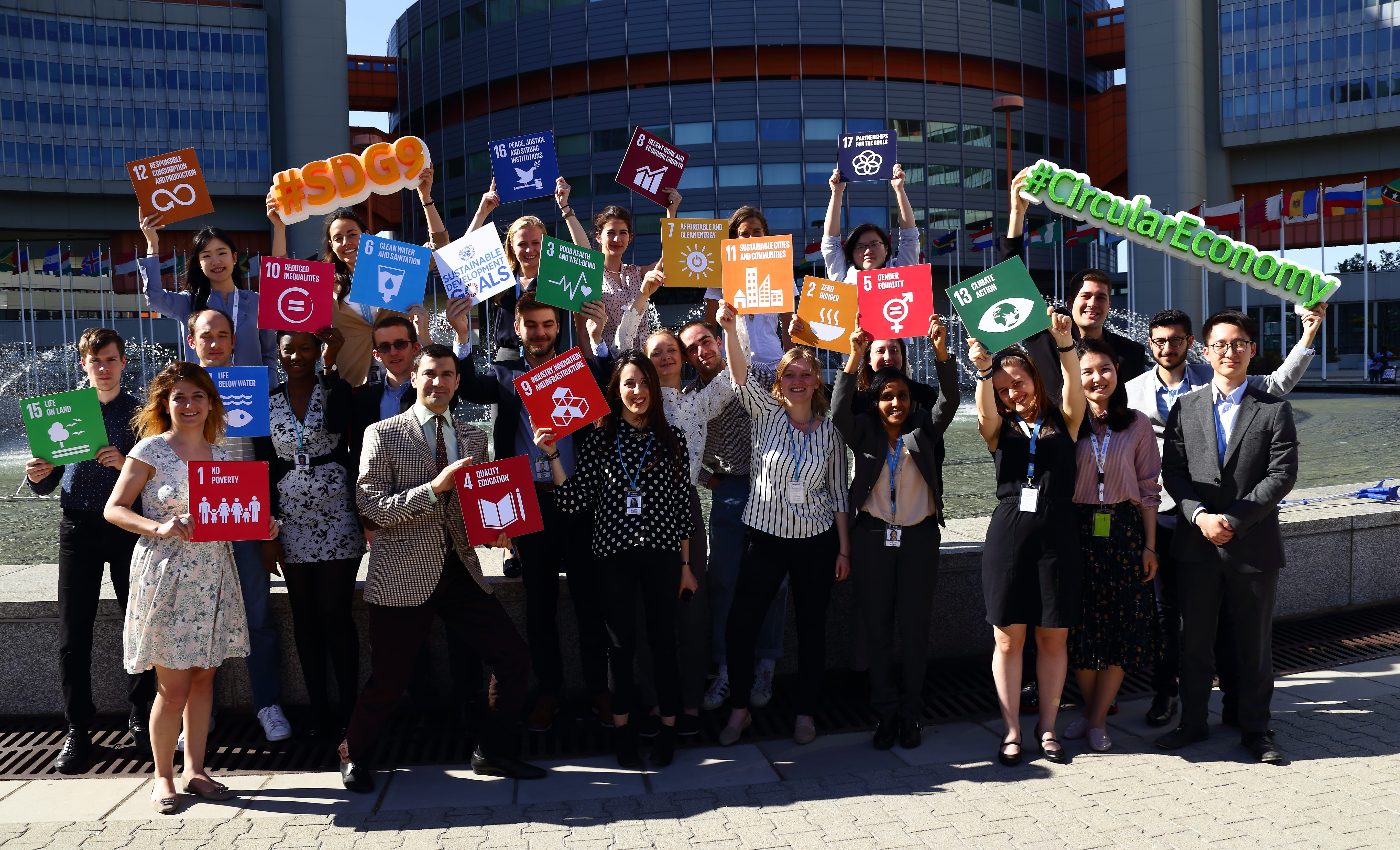 United Nations Industrial Development Organization (UNIDO's) Internship Programme 2018 for young people
