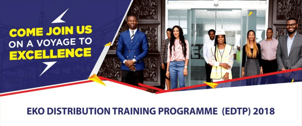 Eko Distribution Training Programme 2018 for young Nigerians